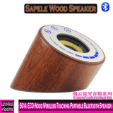 5014 Madeira Ecológica tocando sem fio do alto-falante Bluetooth portátil