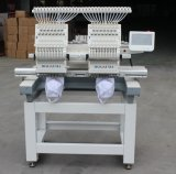 Holiaumaの上の販売2のヘッド産業衣服によってコンピュータ化される刺繍機械