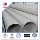 2 Inch sch40s ASTM A312 TP304L EFW Tuyau en acier inoxydable soudés