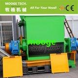 Máquina plástica resistente do shredder para a planta de recicl da película plástica