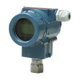Type sanitaire de FL102-S transmetteur de pression de la mesure 4-20mA Chine pour la cheminée de gaz liquide avec l'écran LCD