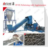 Пластичная машина Pelletizing пленки PE PP