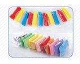 De rubber machine van de Verpakking van de Plasticine van de Plasticine van de Modder Scherpe