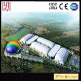 スポーツの膜の構造の膜の屋根ふき