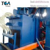 Grenaillage de matériaux de construction de la machine
