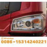 De uitstekende kwaliteit Gebruikte Vrachtwagen van de Stortplaats HOWO met de Kipper van 12 Wielen met Nieuwe Emmer voor de Markt van Afrika