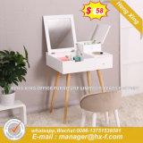 Dormitorio de la esquina de la vanidad de baño clásicos de madera aparador (HX-8ND9465)