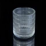 Suportes de vela de vidro pelo processamento de Máquina Pressing