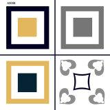 [300إكس300مّ] لون حديثة بيضاء يزجّج خزفيّة غرفة حمّام [فلوور تيل]