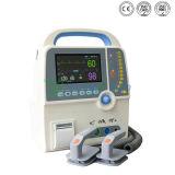 Heißes Krankenhaus-beweglicher zweiphasiger AED automatisierter externer Herzdefibrillator