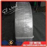 Gr7 erti-7 Ijzeren staven van het Titanium voor Schroeven