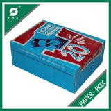 Concevoir la caisse d'emballage de papier pour la crême glacée