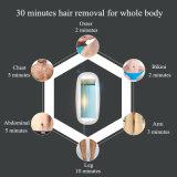 Dispositivo permanente elétrico da remoção do cabelo do laser da remoção do cabelo