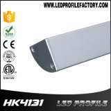 Protuberancia de aluminio del canal del perfil del LED para la luz rígida de la barra de la tira del LED