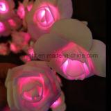 A decoração da casa levou Bonsai Rose Tree Luz decorativa de LED de luz