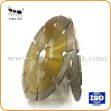 "125 mm/5 "" 다이아몬드는 화강암, 대리석, 자연적인 돌을%s 톱날 절단 잎을"