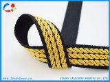 Courroie de polyester de jacquard de qualité pour la décoration de sacs à main