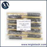 Balai de tube serti par qualité de fil d'acier pour Tb-100069 de polissage supprimant les bavures