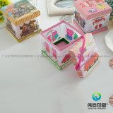 Коробка подарка PVC фабрики изготовленный на заказ ясная напечатанная пакуя пластичная
