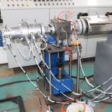 Instalación de producción plástica de la protuberancia de la máquina del estirador del tubo del PVC de la buena calidad de Sjsz
