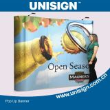 Bandas pop-up vendidas vendidas da Unisign (3X3m, 3X4m, 4X4m) (UP-A, UP-B, UP-C)