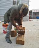 Da maquinaria móvel hidráulica dos tijolos do solo de M7m Tiwn bloco de bloqueio que faz a máquina