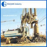 Plate-forme de forage de pile hydraulique d'alésage, machine d'empilage