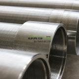 reti metalliche dei vagli filtranti della curvatura del setaccio del collegare del cuneo di 30-600mm Od/acciaio inossidabile/schermi collegare del cuneo (personalizzati)