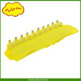 Het gele Oor die van de Druk van de Douane van de Kleur Markering inkerven