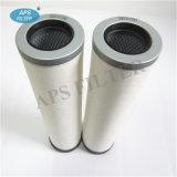 Separador con la carcasa del cartucho del filtro (59031090) para compresor de tornillo de Hitachi