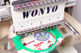 Wonyo Computerized Single Head Cap Flat Bead Sequin Cording Machine à broder 3D