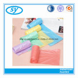Factory Manufacturing Trash Plastic Garbage Bag on Roll
