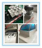 Однородные /усиленные ПВХ кровельные водонепроницаемая мембрана для крыши