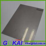 Folha rígida de PVC de melhor qualidade para materiais Virgin