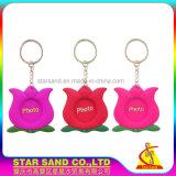 Cadeia de Chaves de desenhos animados decorativos Hotsale Mini Photo Frame promocionais