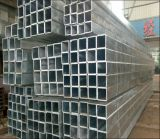 Material de construcción cuadrado de acero del tubo de acero/del tubo del HDG Pipe/Gi