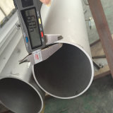 Liga niquelar Inconel 600 625 tubulação sem emenda de Inconel 800 825