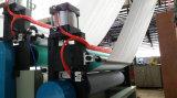 高速自動顔のペーパー切り開くInterfoldの表面ティッシュの浮彫りになる機械装置