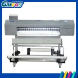 Van China de Beste Digitale van de Printer DTG 3D Eco Oplosbare Inkjet Printer van Garros met Printhead van 1.6m Dx5