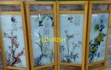 Vidro laminado temperado impresso para porta/janela/Fachada/balaustrada/Fencing