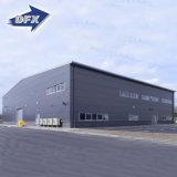 Сборные стальные конструкции строительство склада черной металлургии