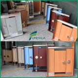 Partition ignifuge de compartiment de toilette de l'hôpital chaud HPL de ventes