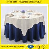 Одежды таблицы полиэфира, крышка таблицы, ткань круглого стола