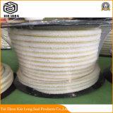 En fibre aramide utilisé pour les pompes d'emballage, vannes, machines tournantes, pétrole, chimique et pharmaceutique, alimentaire et de sucre, de pâtes et papiers et les industries de l'alimentation.