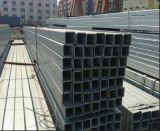 Heißes BAD galvanisiertes quadratisches hohles Kapitel-Stahlrohr/Gefäß für Gebäude
