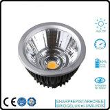 hohes Ausgabe LED des Lumen-8W PFEILER GU10 Punkt-Licht mit Cer