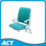 Extremidad plástica rellenada encima de la silla de plegamiento de la silla para el estadio, arena, pasillos