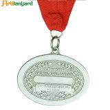 Настраиваемые дешевые медаль с лентой