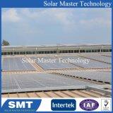 Seam toit avec le rail en aluminium système Module solaire