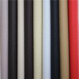 Venta de cuero de la fábrica de la PU de Microfiber del asiento de coche de la alta calidad (HS029#)